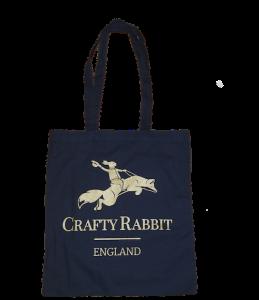 Tote bag crafty Rabbit