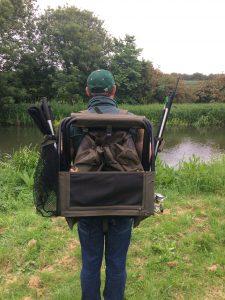 fishing chair bag folding