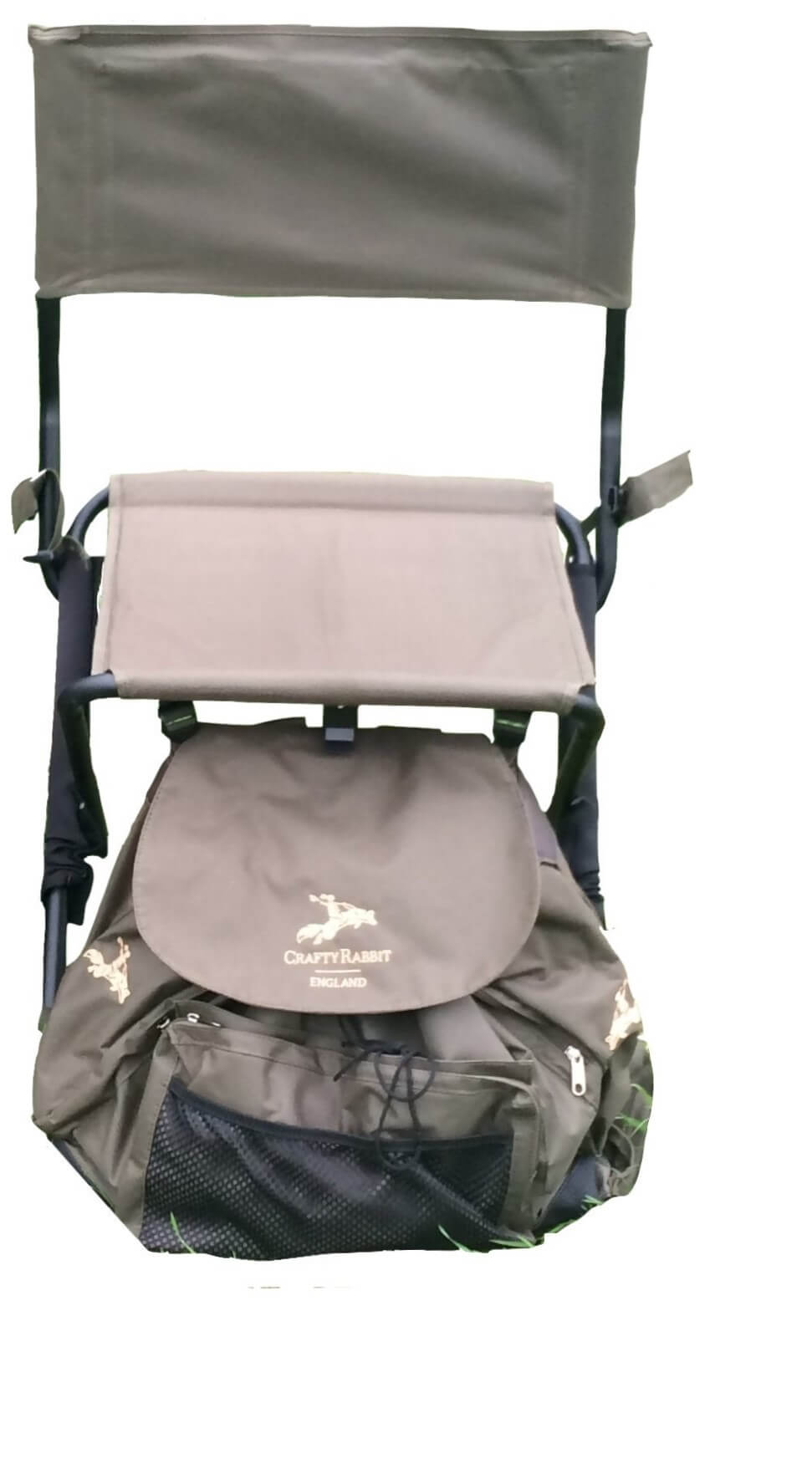 Extra Large Comfortable Folding Backpack Chair